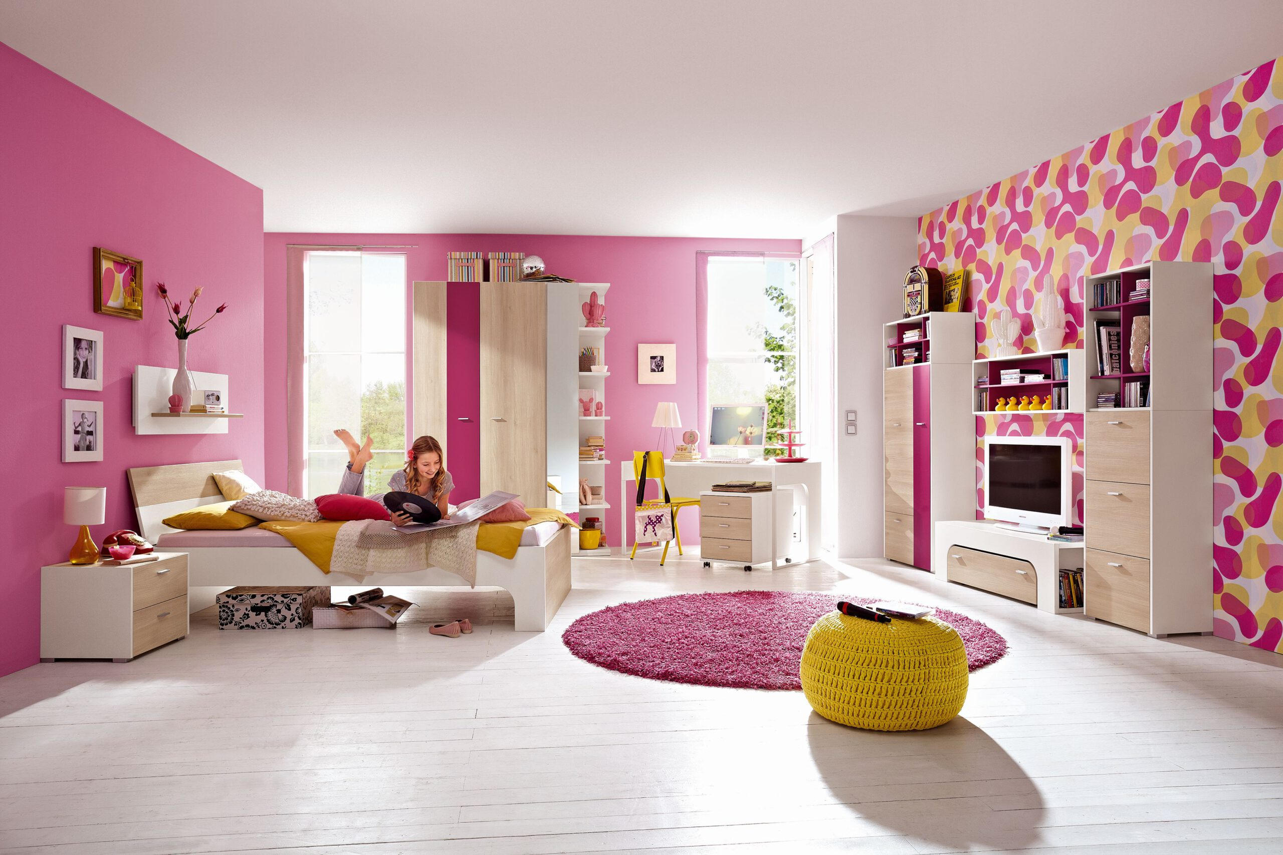 Röhr-Bush Kinderzimmer