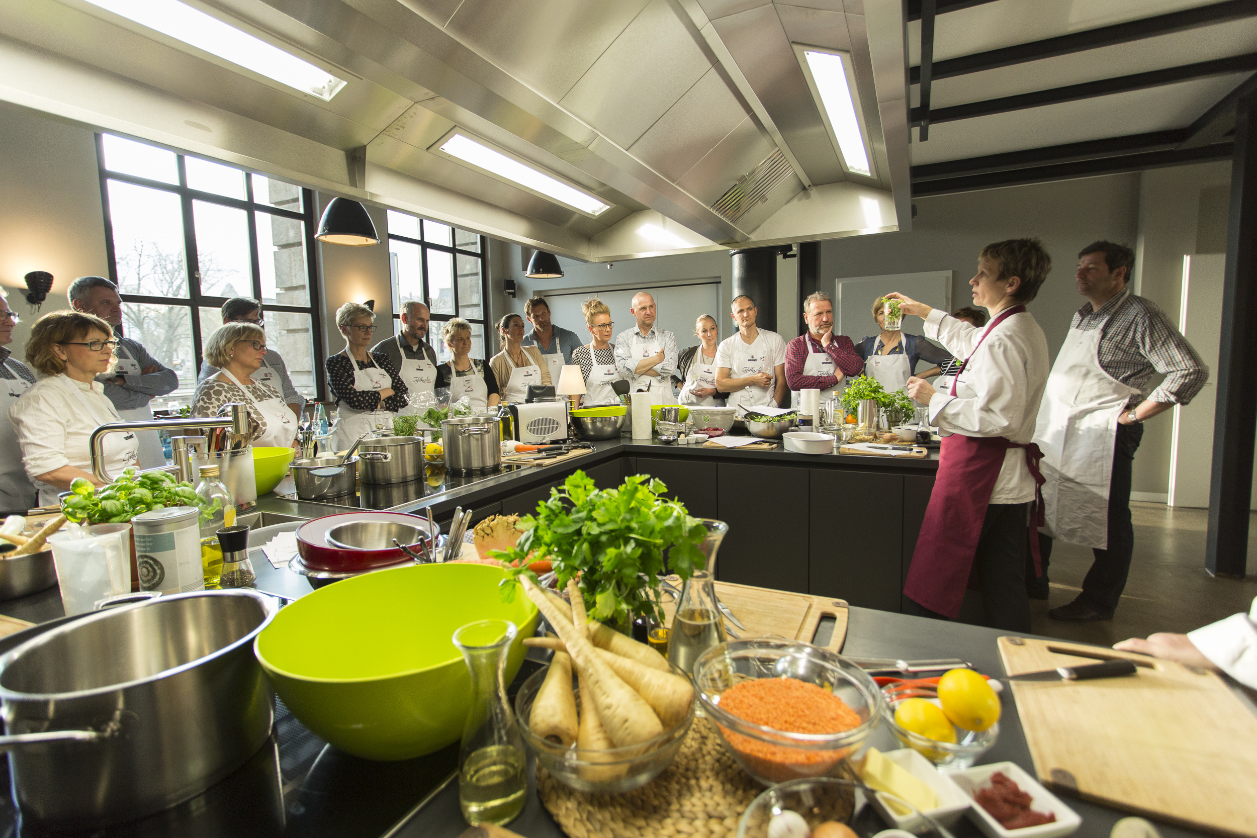 Kochschule LukullusT