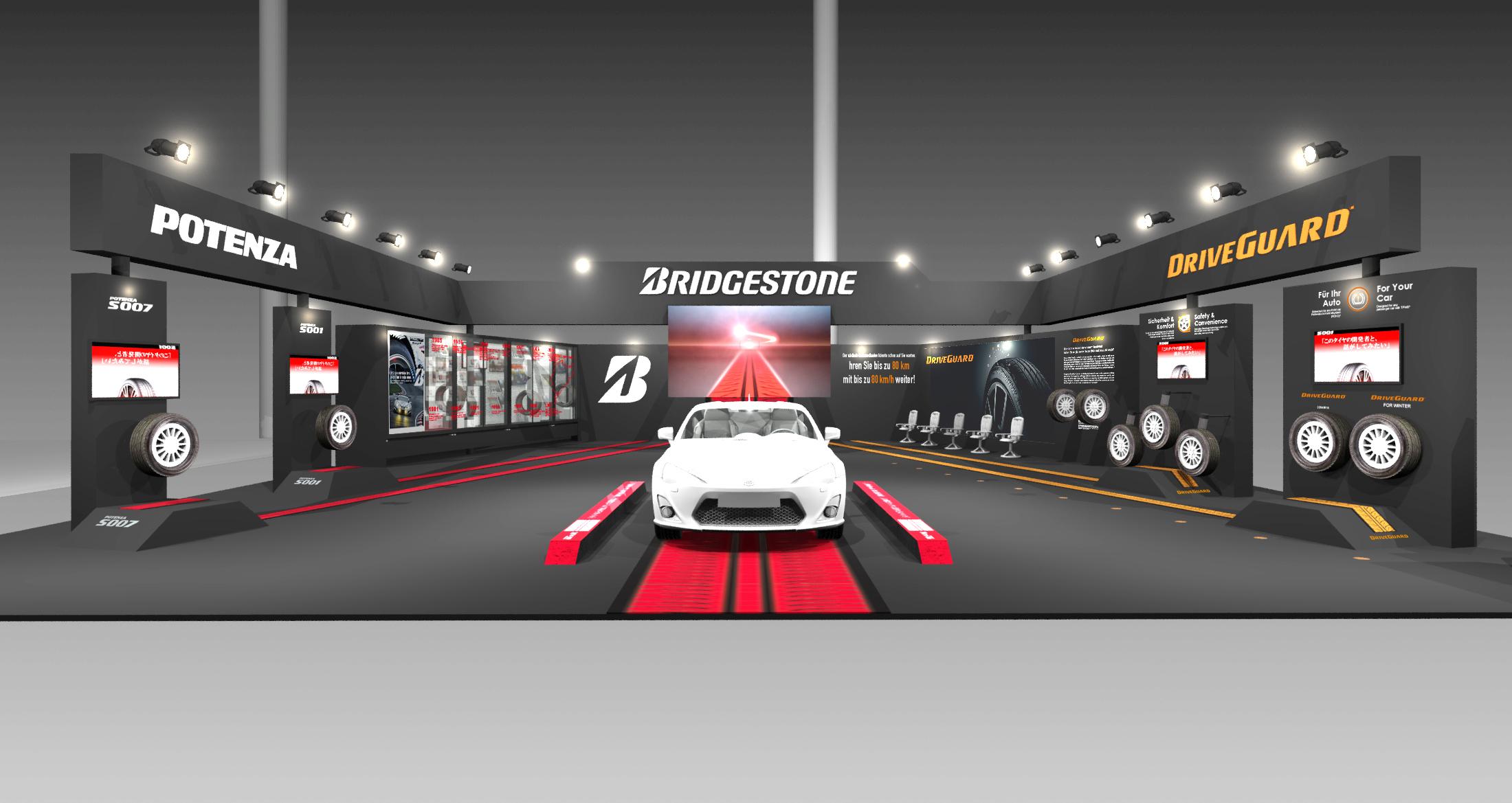 ADAC Bridgestone