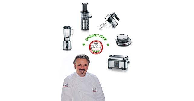 SEVERIN Gourmet-Serie