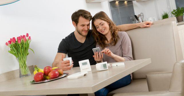 amazon alexa steuert homematic ip. Black Bedroom Furniture Sets. Home Design Ideas