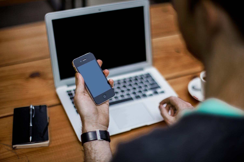 mobile Internetnutzung