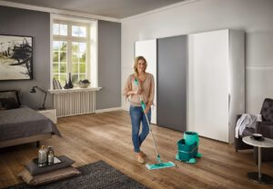 Clean-Twist-System von Leifheit