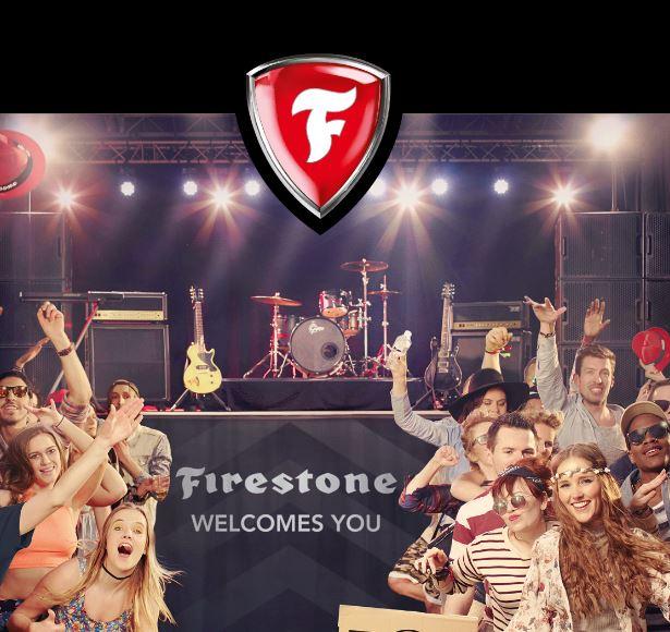 Tickets für das Hurricane Festival bei Firestone gewinnen