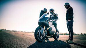 Saroléa setzt bei der Isle of Man TT zum vierten Mal auf Bridgestone