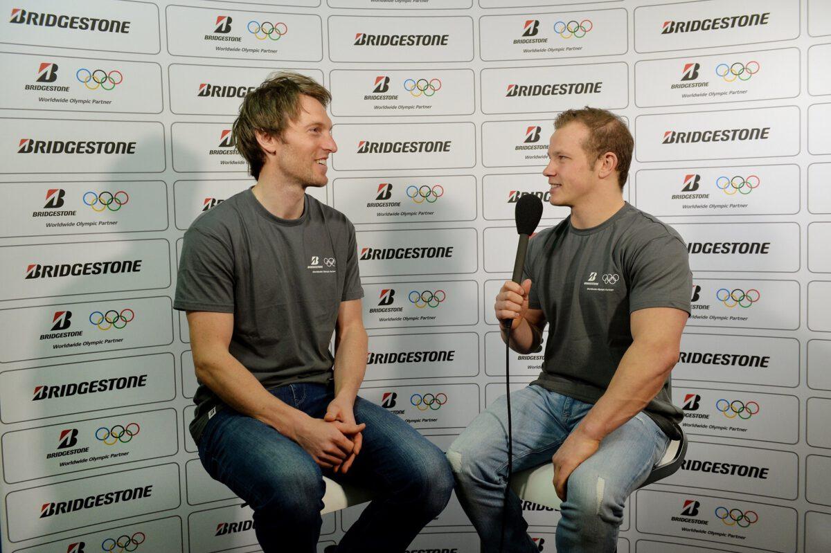 Interview Fabian Hambüchen und Fritz Dopfer Bridgestone