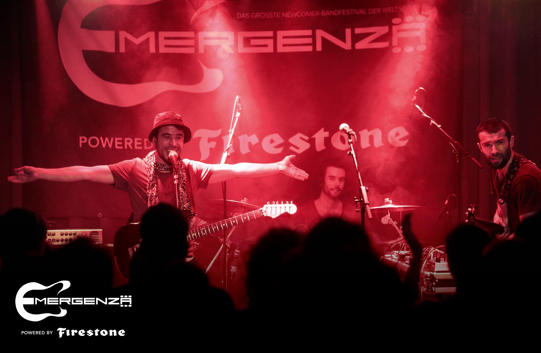 Firestone und das Emergenza Festival verhelfen Newcomer-Bands zum Durchbruch. (© David Oliveira)