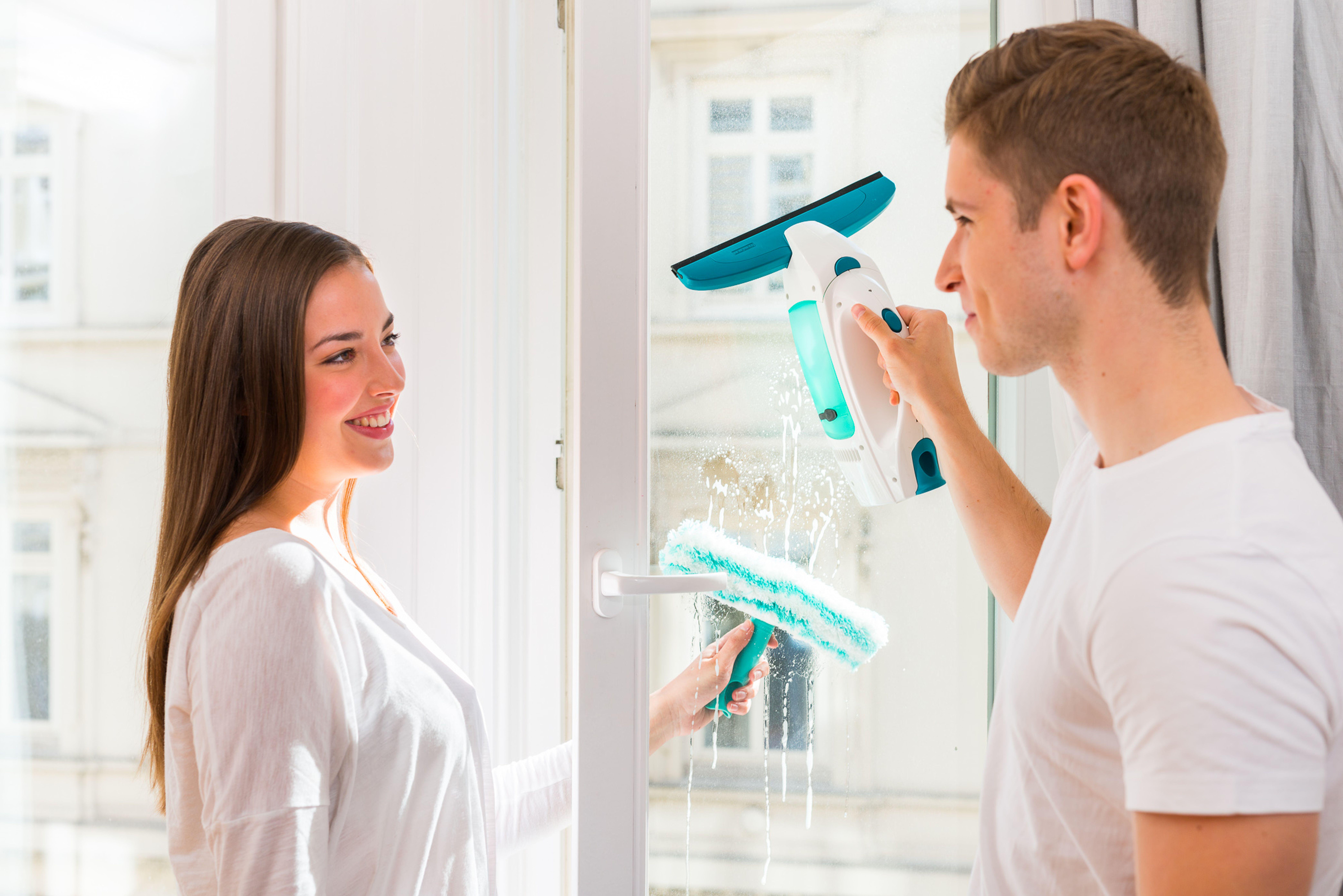 Leifheit Fensterreinigung Fenstersauger Dry&Clean