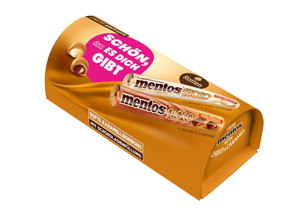 Mentos Choco Geschenkpack