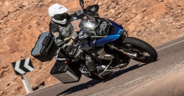 Auf zu neuen Abenteuern mit Bridgestone und BMW Enduros