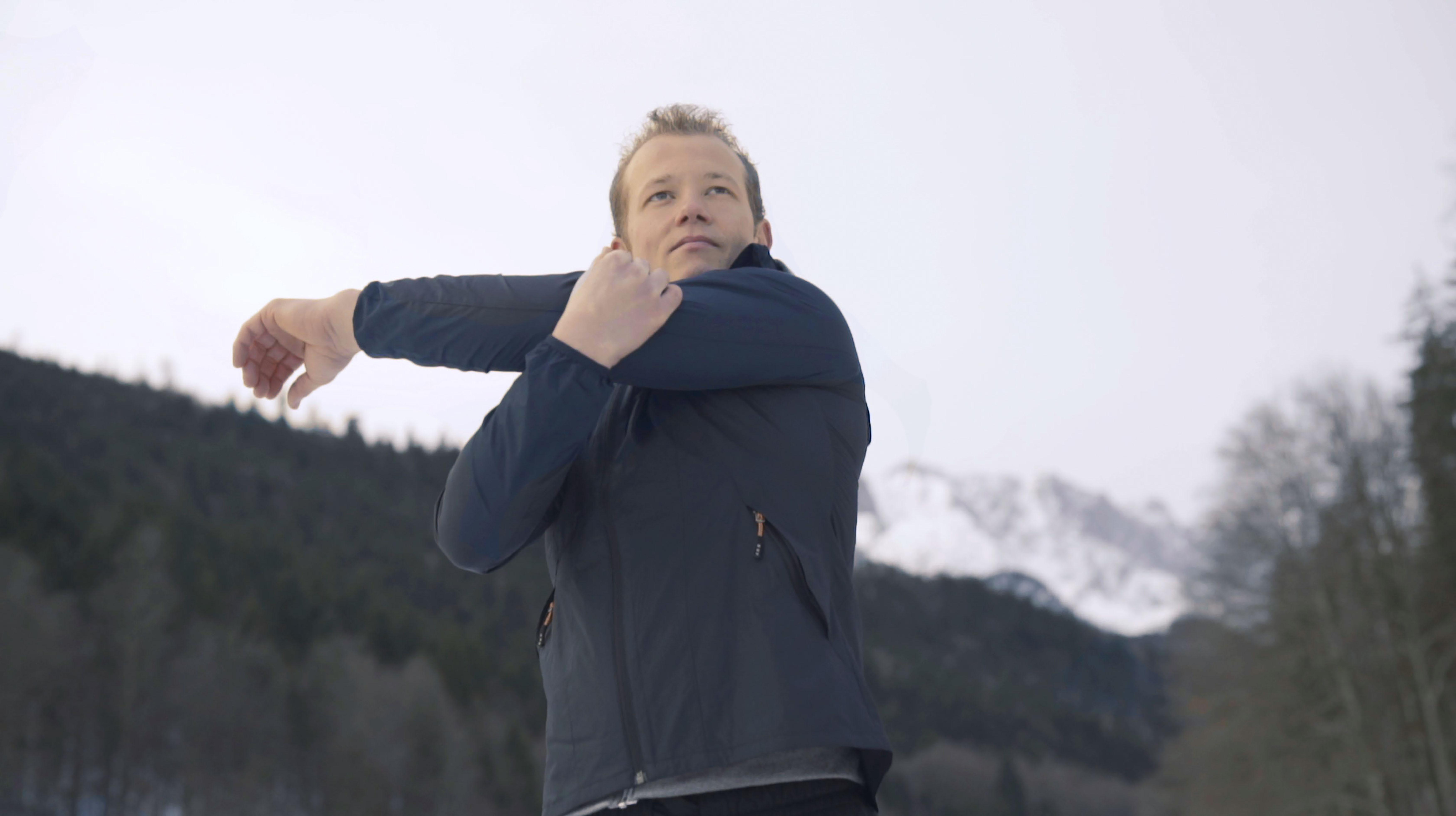 Fabian Hambüchen und Bridgestone suchen Laufanfänger für 10-Kilometer-Run