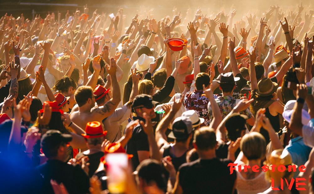 Fans, Festivals, Musik – das ist Firestone LIVE!