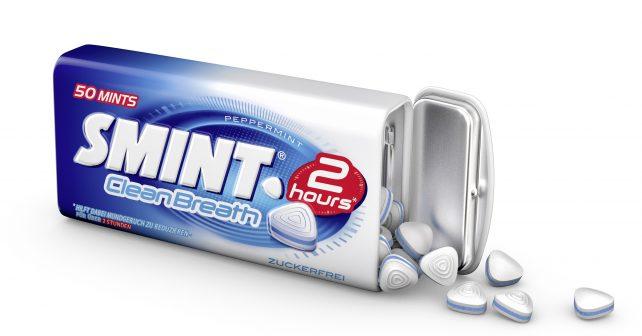 SMINT bringt Atemfrische an die Kasse
