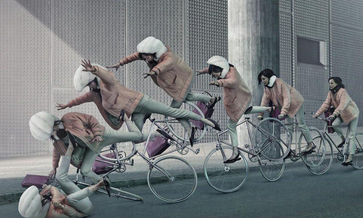 Safety first! Hövding - die schwedische Antwort für sichereres Radfahren