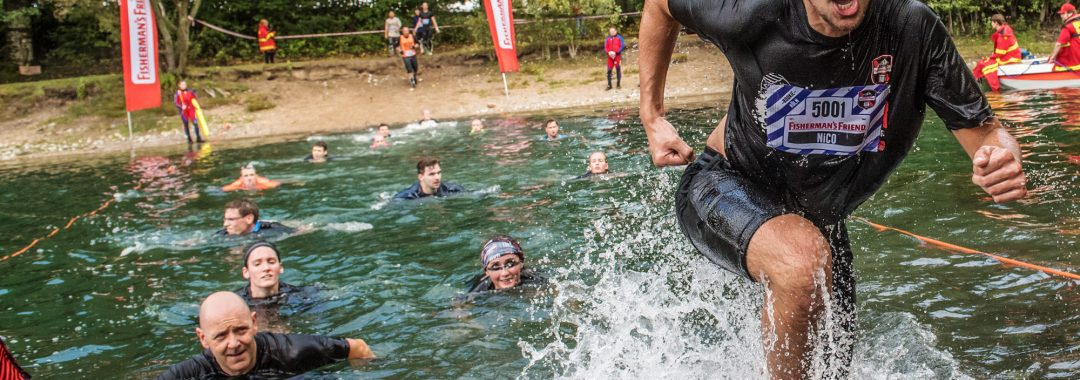 GO FUN beim Fisherman´s Friend StrongmanRun!