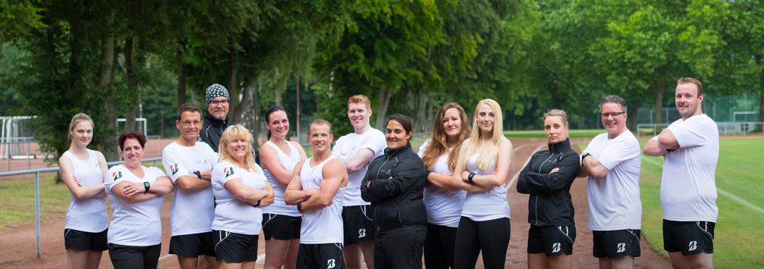 Olympiasieger Fabian Hambüchen trainiert mit 13 Laufanfängern aus ganz Deutschland für seinen ersten 10-Kilometer-Lauf