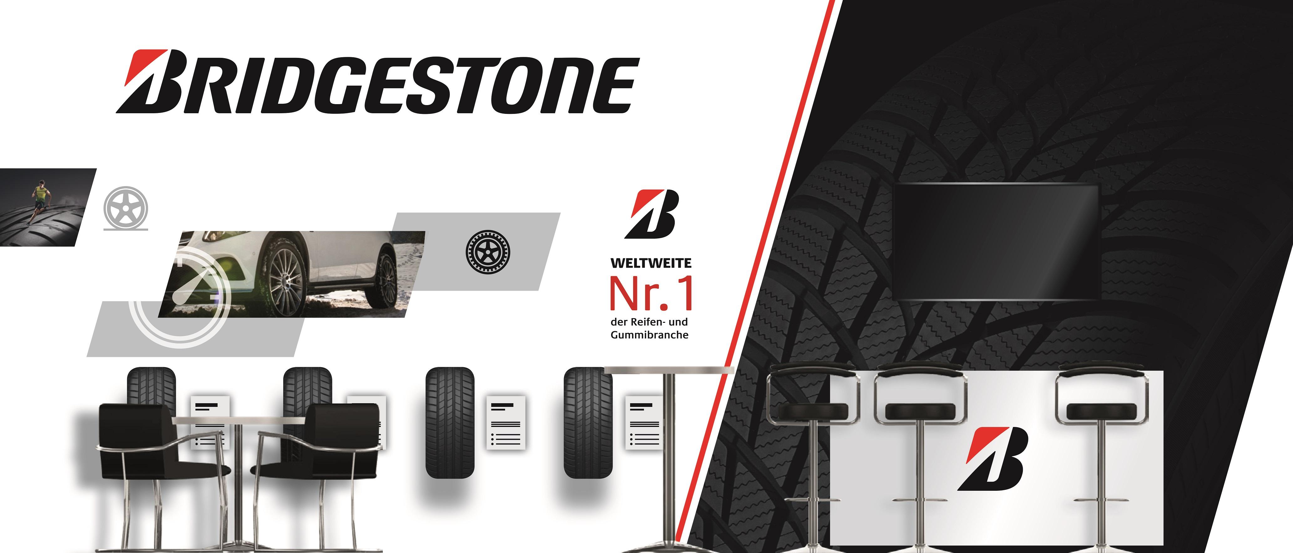 Bridgestone auf der Automechanika