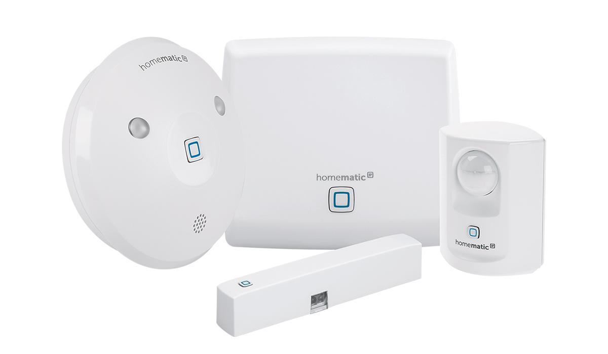 Homematic IP bietet Sicherheit auf ganzer Linie