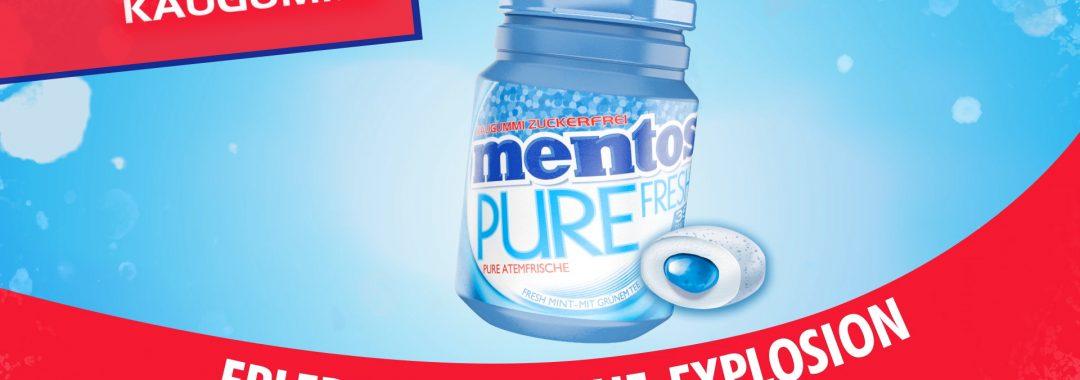 Neue TV-Kampagne von Mentos geht on air