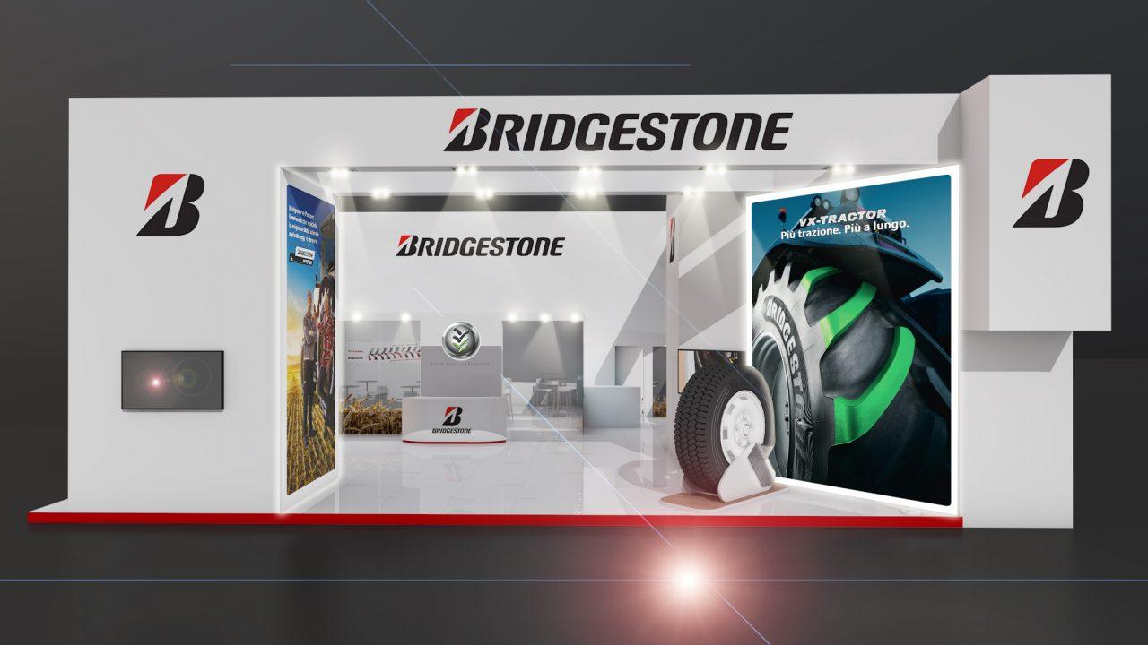 Bridgestone auf der EIMA International 2018