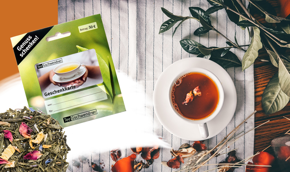 Winterzeit ist Teezeit – TeeGschwendner lädt zum Testen ein