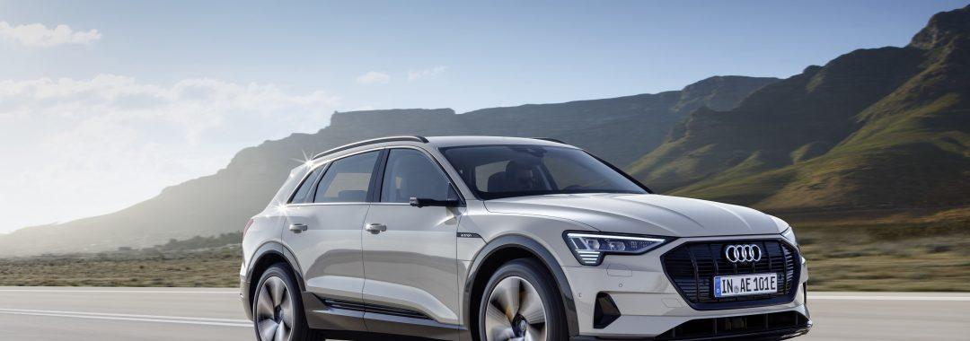 Bridgestone ist Erstausrüstungspartner für den neuen vollelektrischen Audi e-tron SUV