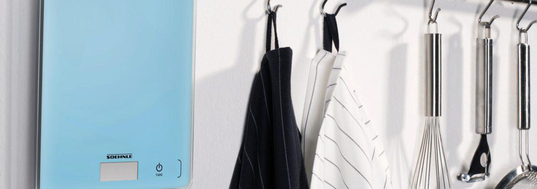 Neue Color-Editions von Soehnle bringen Trendfarben in Küche und Bad
