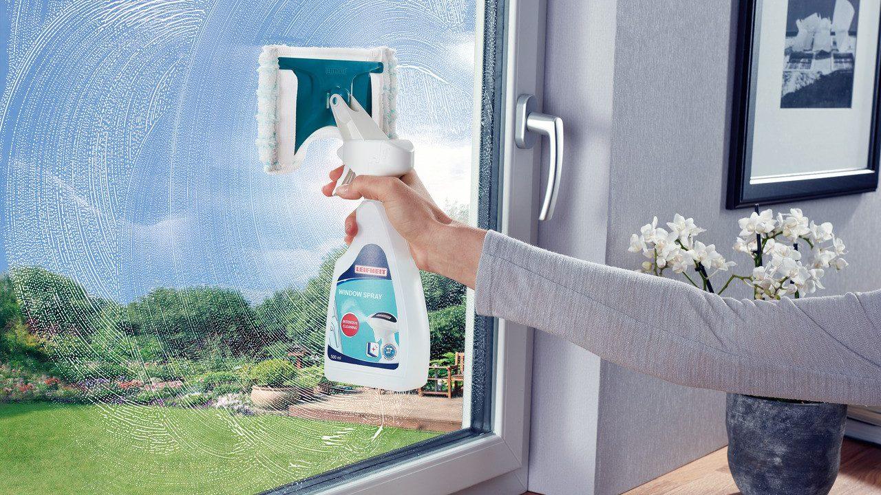 1, 2, 3 - so schnell lassen sich Fenster putzen