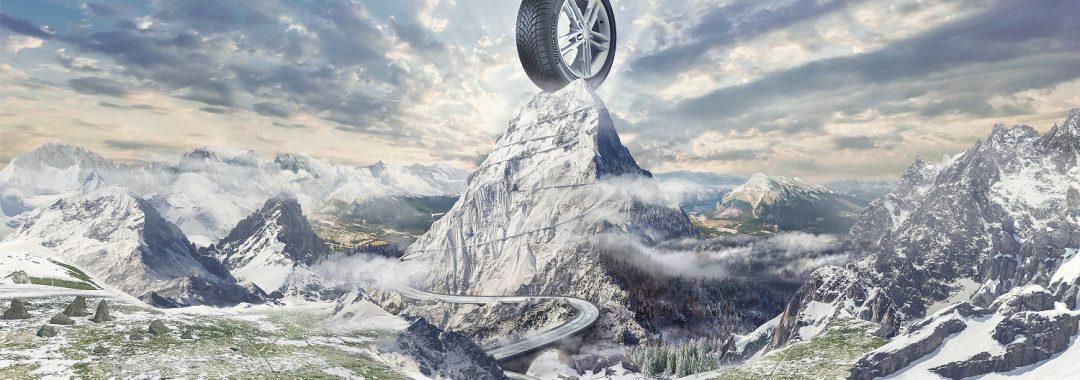Neuer Bridgestone Blizzak LM005 Winterreifen