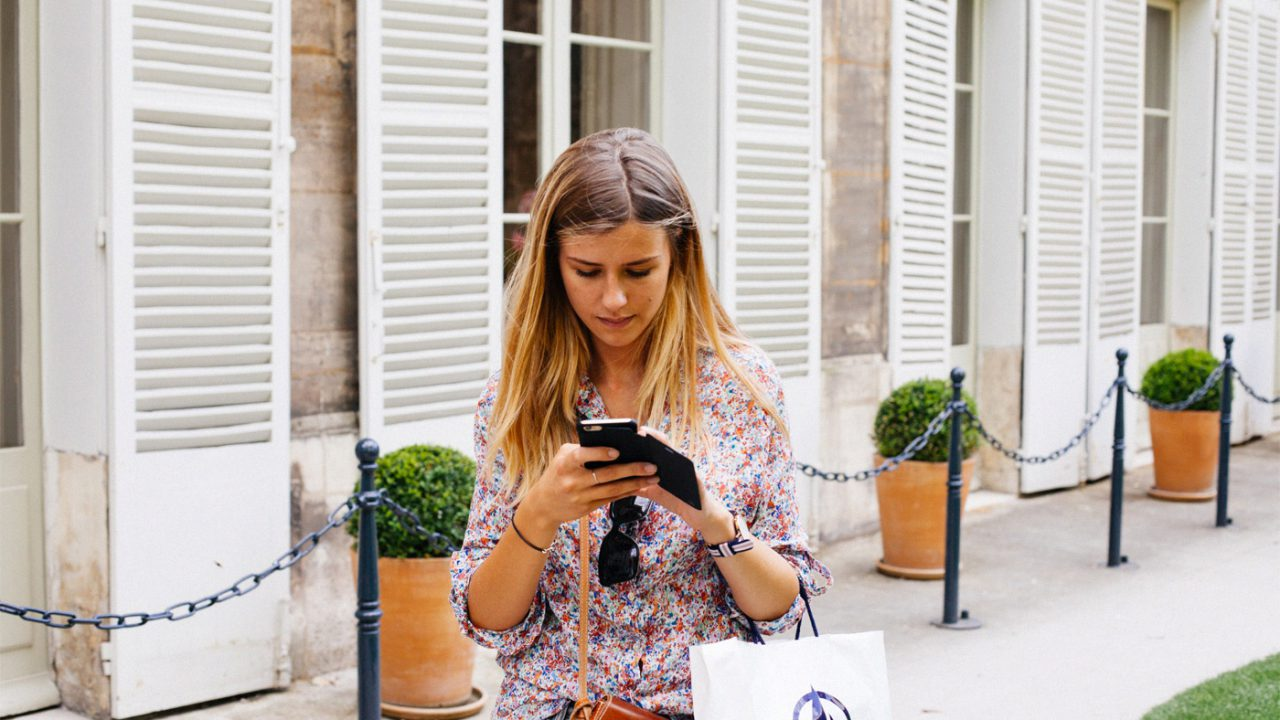 Mobile Shopping wird stärker