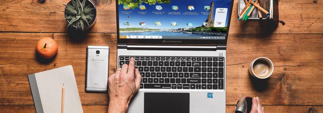 Ordissimo_Ein Laptop, das alle bedienen können