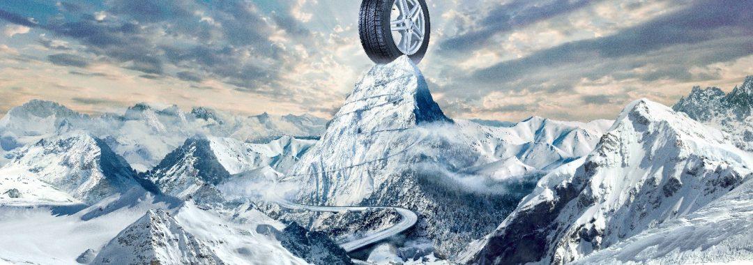 Der neue Bridgestone Blizzak ICE