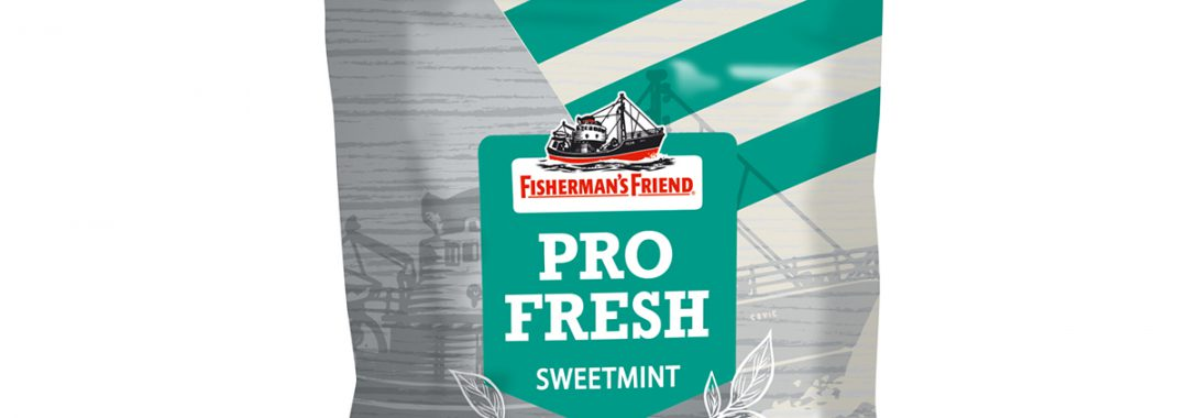 Jetzt neu: ProFresh by Fisherman's Friend