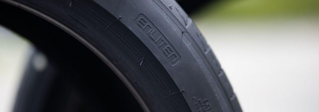 Bridgestone führt neue Leichtbau-Reifentechnologie Enliten ein