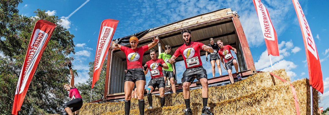 Fisherman's Friend StrongmanRun in Köln am 28. September 2019