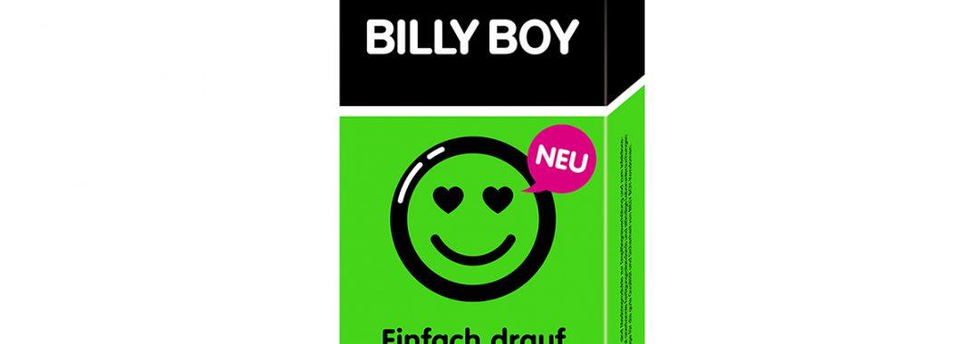 BILLY BOY sucht den schnellsten Kondom-Aufzieher