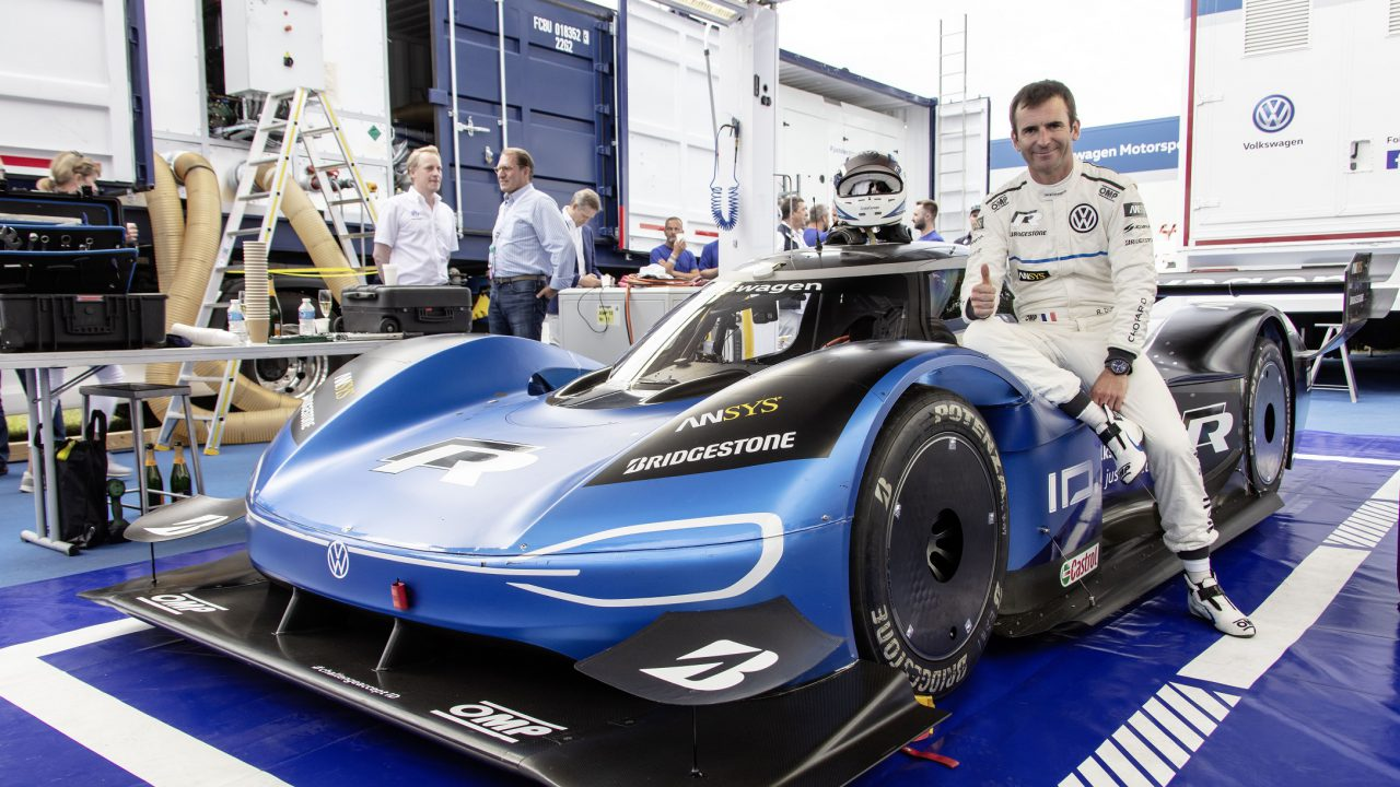 Bridgestone & Volkswagen brechen Streckenrekord