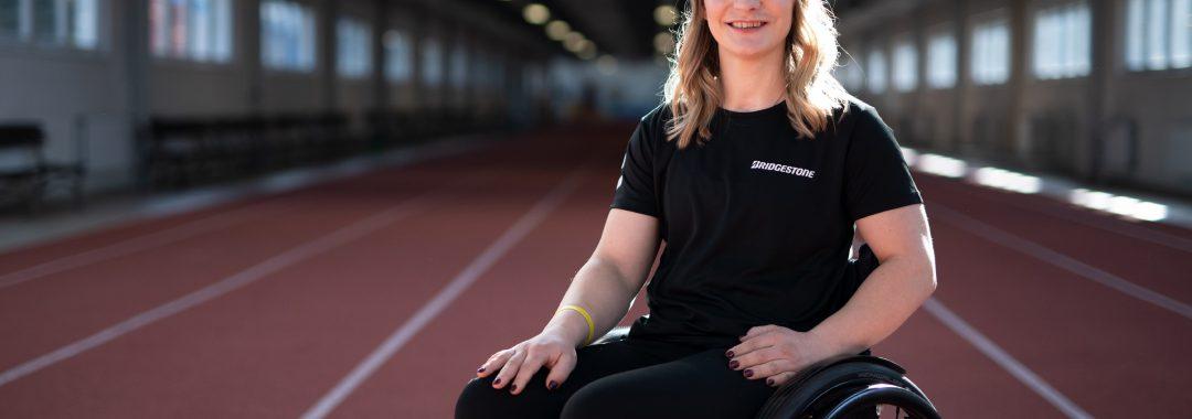 Kristina Vogel auf der IAA 2019