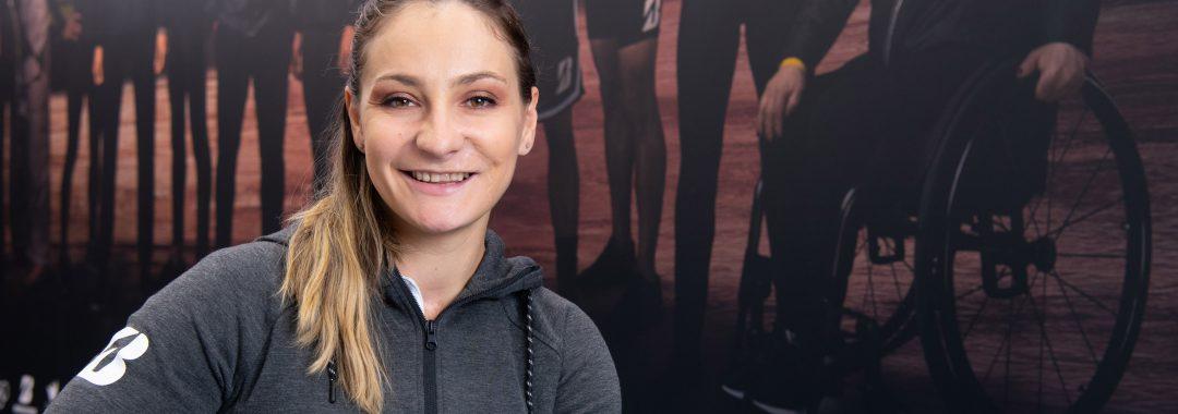 """Kristina Vogel mit ihrem Team """"Heimliche Sieger"""" auf der IAA 2019"""