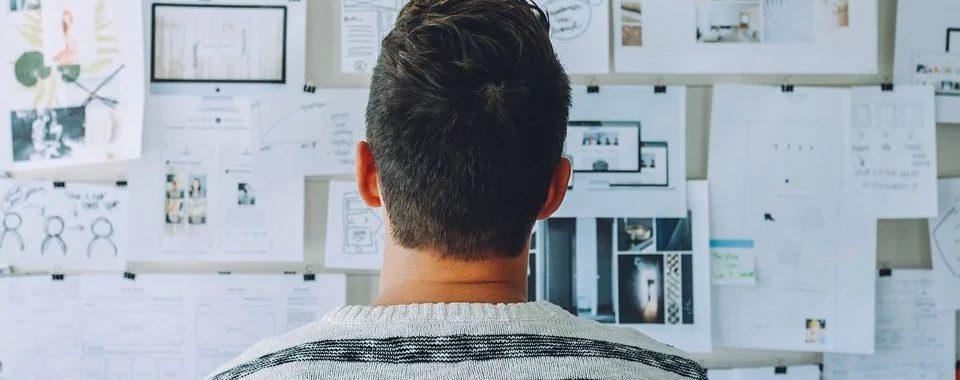 Design Thinking -kreatives Brainstorming