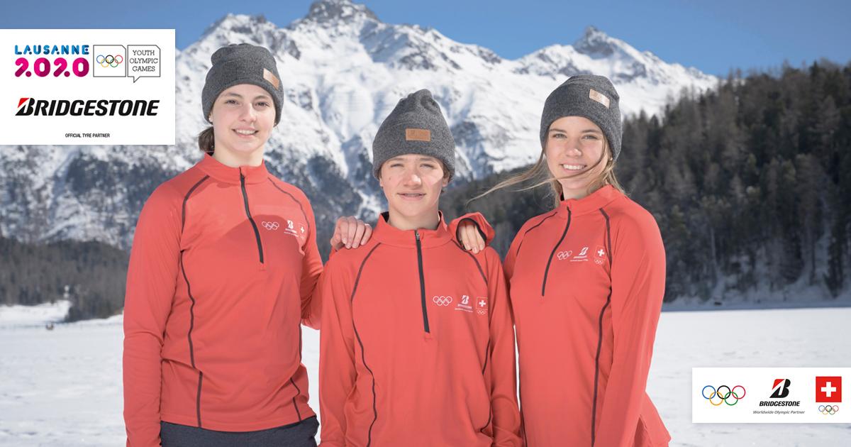 Bridgestone: Reifenpartner der Olympischen Jugendspiele