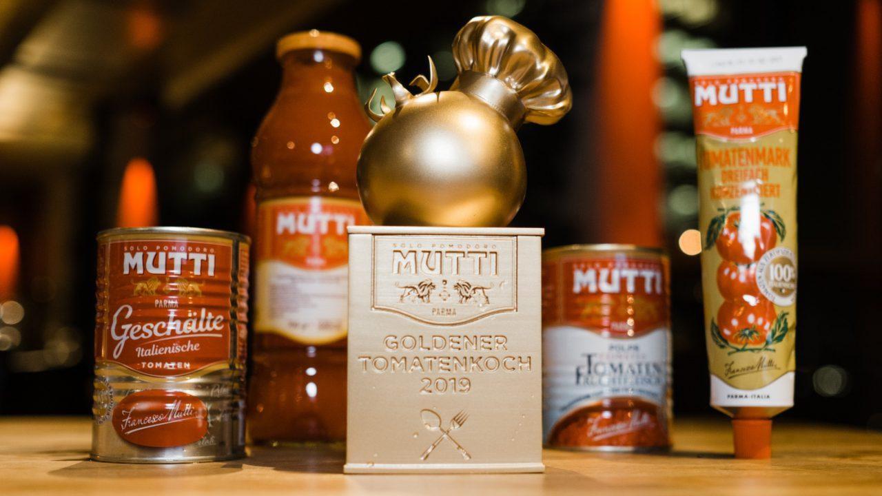 Goldener Tomatenkoch 2019