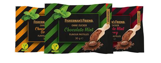 Frischer Schokoladengenuss ohne schlechtes Gewissen