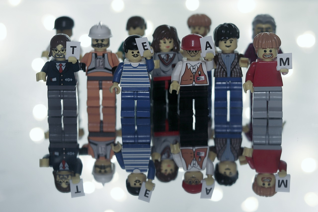 Lego - Mit den Händen denken