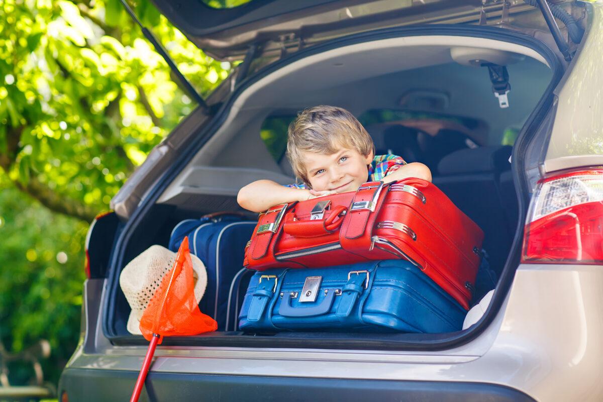 Mit dem Auto in den Sommerurlaub