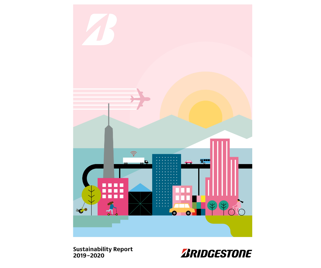 Bridgestone: Sustainability Report 2019/20