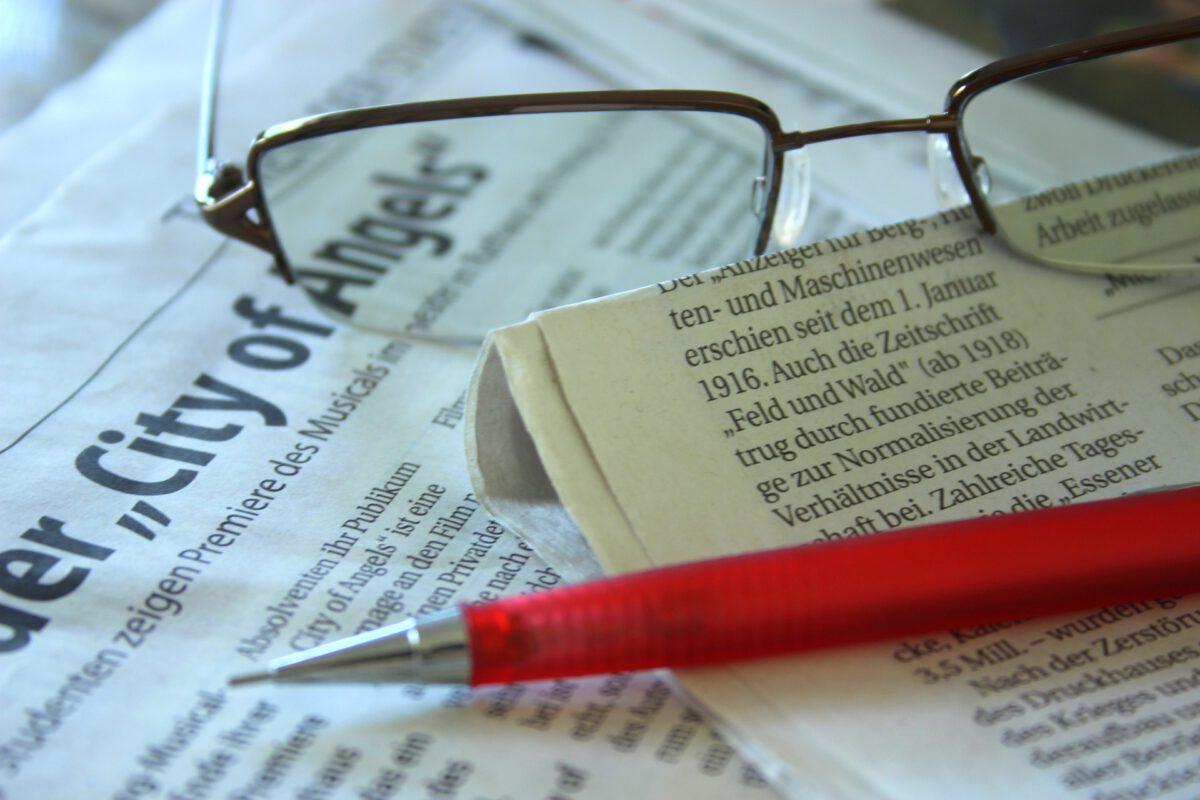 Bürgerjournalismus als Erweiterung traditioneller Nachrichten