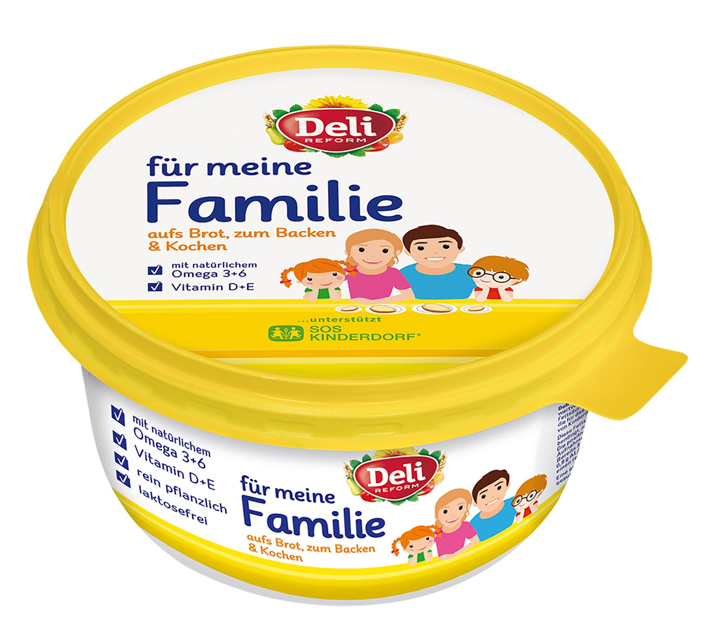 Deli Reform für meine Familie im neuen Look