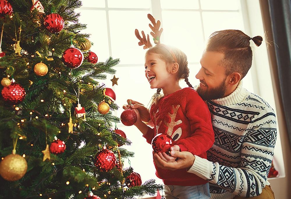 HEM: Kein Weihnachten ohne Baum