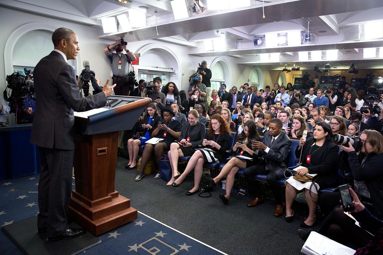 Pressekonferenzen als Tool der PR-Arbeit